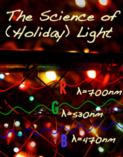 The Science of (Holiday) Light