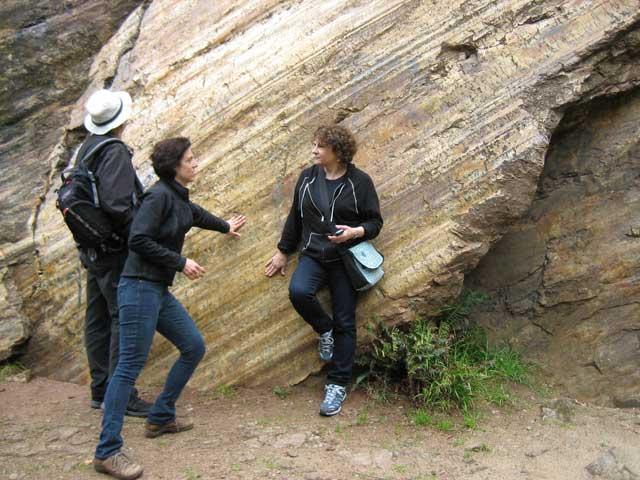 San Francisco Rocks: Getting our hands on the local geologic wonders